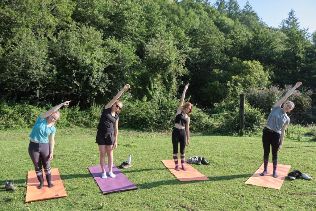 Posture de yoga Stage Yoga Cheval 2021