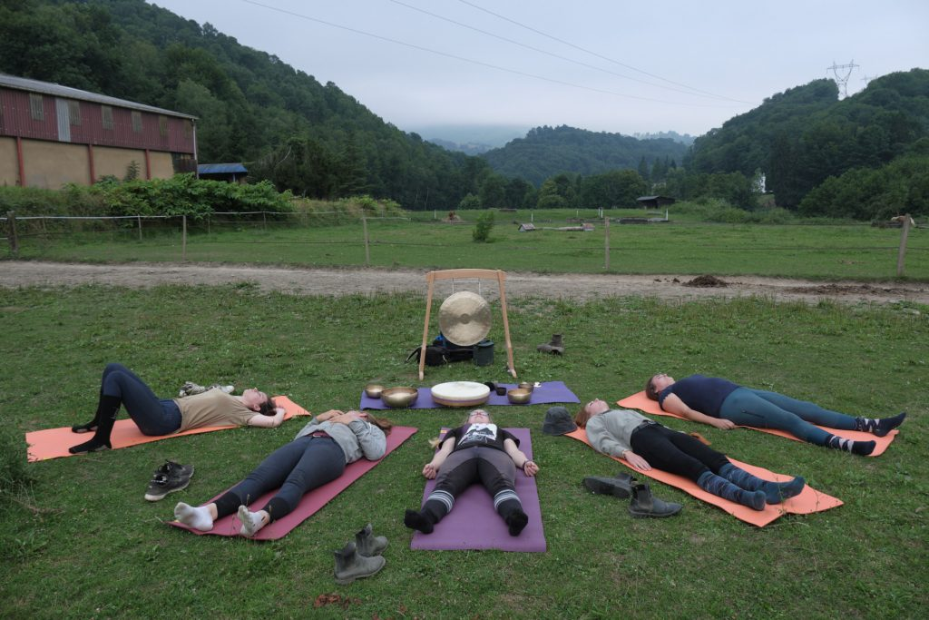 Relaxation sonore Stage Yoga Cheval 2021